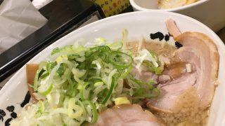 しょうゆラーメン:超ごってり麺ごっつ